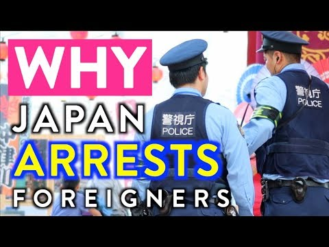 Download Video Why Japan Arrests Foreigners