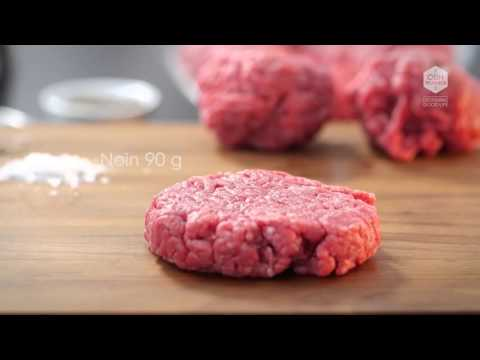 OBH Nordica Quick Burger: täyslihahampurilainen