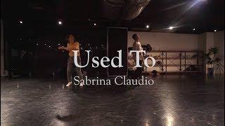 "Yuko Nakamura & Dustin Yu "" Used To -  Sabrina Claudio "" @En Dance Studio SHIBUYA"