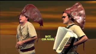 SEVERINO E CAVALCANTE - BANANA COM MAMÃO