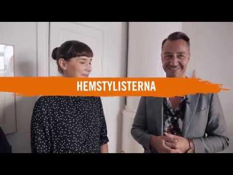 Hemstylisterna avsnitt 7 - Övernattningslägenhet på Södermalm