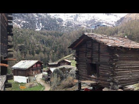 Zermatt Before the Tourists?