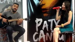Suerte / Por Besarte / Corazón Bipolar - Paty Cantu - Auditorio TKM