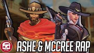 ASHE AND MCCREE RAP by JT Music -