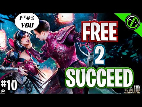Yeah, We Did A Few 10x Summons... Free 2 Succeed - EPISODE 10