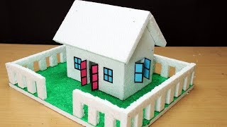 How to make thermocol house at home videos / InfiniTube