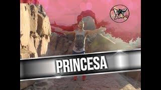 PRINCESA - Río Roma ft. CNCO/ Franco Heredia - Coreografia Zumba Fitness