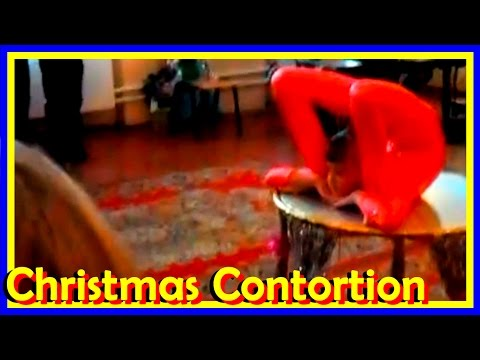 Amateur Contortion Acts On Local Events