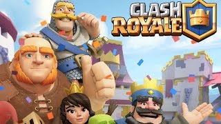 Clash Royale - NEW ANIMATED MOVIE/TRAILER!
