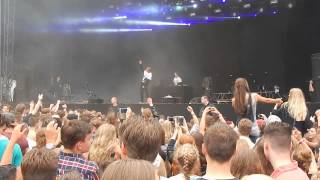 Yellow claw Till it hurts Parkcitylive 2015