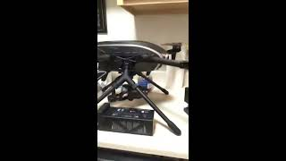 PowerVision PowerEye drone in house description
