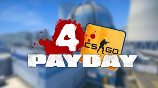 Связь между Left 4 Dead, PAYDAY и CS:GO (Теория)