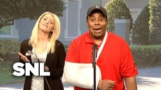 The Situation Room: Tiger Woods' Accidents - SNL