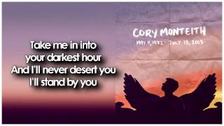 Glee - I'll Stand By You [R.I.P. Cory 1982-2013 †]