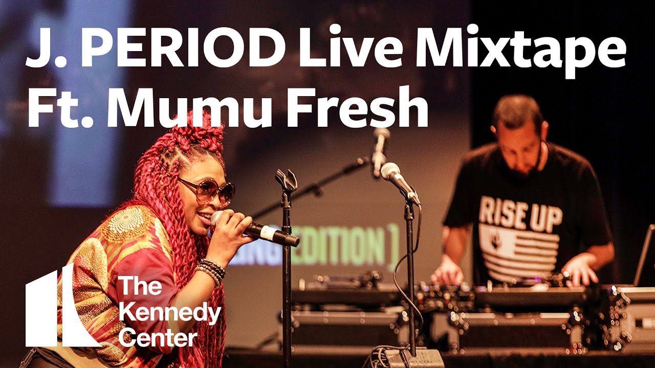 J.PERIOD & The Live Mixtape ft. Mumu Fresh