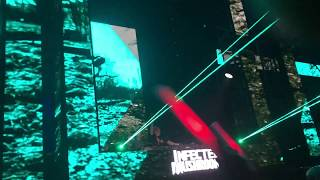 Infected Mushroom EDC Las Vegas 2017 Front row!!