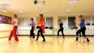 "niña bonita by ""chino y nacho""choreography kyRaya:dance recreation"