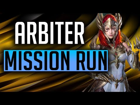 RAID | Arbiter Mission Push! How many can I do in 1 session?