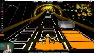 DJ Baylo   Baby You Should Take It Slow Bass Boosted Audiosurf