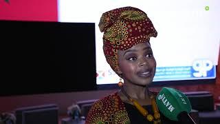 La petite fille de Mandela crée l'émotion au 1er Forum africain de la sécurité routière