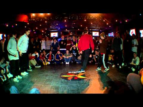 Battle School Jam break-dance Semi Finals