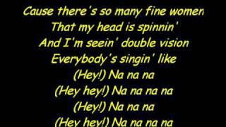 Double Vision - 3OH!3 - Lyrics [HQ]