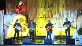 Andre Reyes and the Gipsy Kings at Seville's Dubai