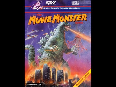 De mostroh giganteh - The Movie Monster Game