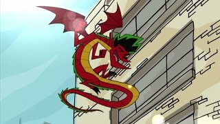 American Dragon: Jake Long - Season 2 Theme Song (FHD/1080i)