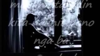 Anong daling sabihin lyrics by: kyla
