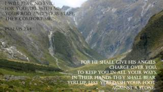Fred Hammond - Lo I AM With You -- Psalm 23:4