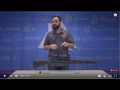Video: Benjamin Fortitude PCP Air Rifle, Regulated | Pyramyd Air