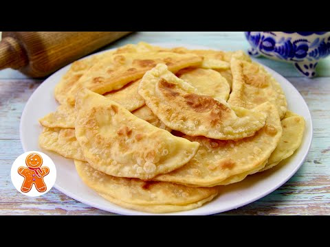 Пирожки «Для зятя» ✧ Без духовки из простых продуктов ✧ Карельские пряженцы
