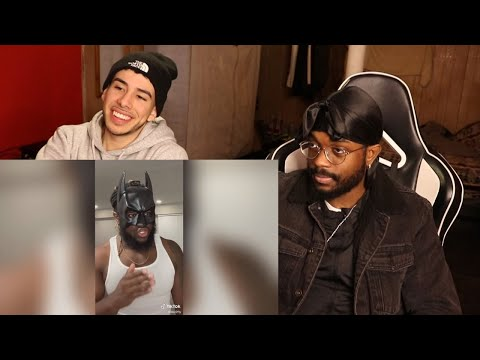 KNOCKING EVERYBODY OUT😂😭   Dez2fly Funniest TikToks 3   REACTION!!