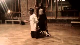'Little Bit' By Lykke Li ft Drake Freestyle Teaser- Shades Dance Company
