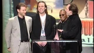The Lion King Wins Favorite Pop:Rock Album - AMA 1995