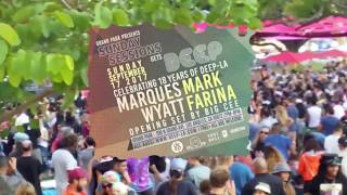 Mark Farina & Marques Wyatt at LA Grand Park • Honest™