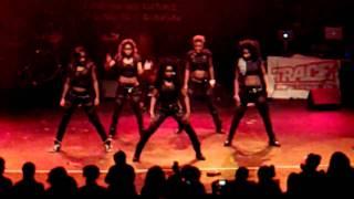 Les afrika queens lors de l'Afrobattle 2010 à la Cigale