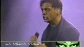Luis Miguel LA MEDIA VUELTA, 1996