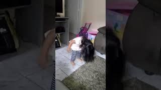 Sophia!!!!! Dançando Pablo vittar