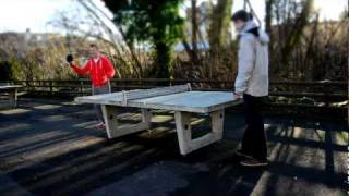 High-Speed PING PONG