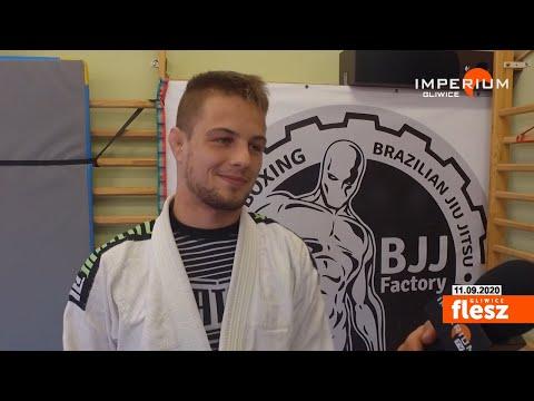 Flesz Gliwice / Mistrzowski występ chwytaczy z BJJ Factory