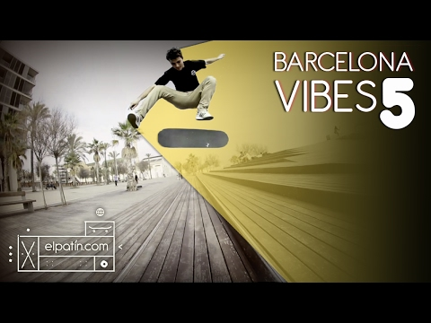 Barcelona Vibes 5: Grant Patterson, Shayan, Pol Catena...