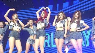 Girl's Day(걸스데이) - Ring My Bell(링마벨) @인기가요 Inkigayo 20150726