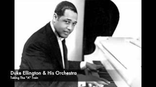 "Duke Ellington & His Orchestra: Taking The ""A"" Train (1941)"