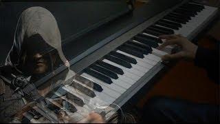 Assassin's Creed IV: Black Flag - Main theme (Piano cover)