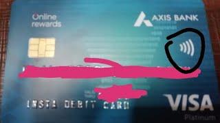 PayWave Debit Card|Credit card Be alert be safe