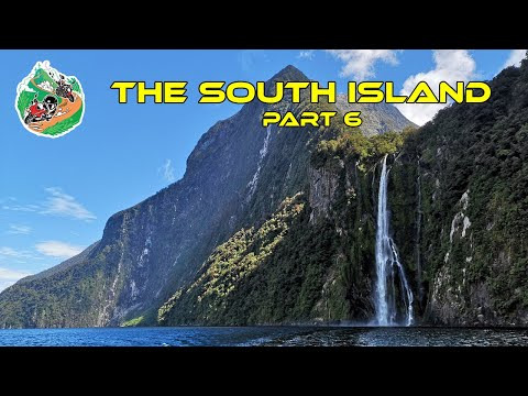 South Island NZ Road Trip 🥝 Part 6: Milford Sound to Invercargil (Merry Christmas!)