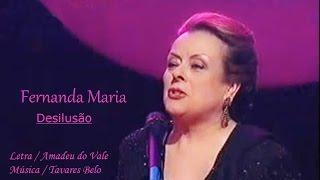 Fernanda Maria  _  Desilusão