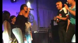 Acapella Elle - Melissa M au Raid Live de St Priest